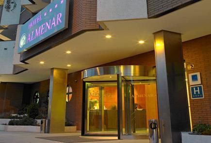 Hotel gran hotel almenar las rozas de madrid espa a - Spa las rozas ...