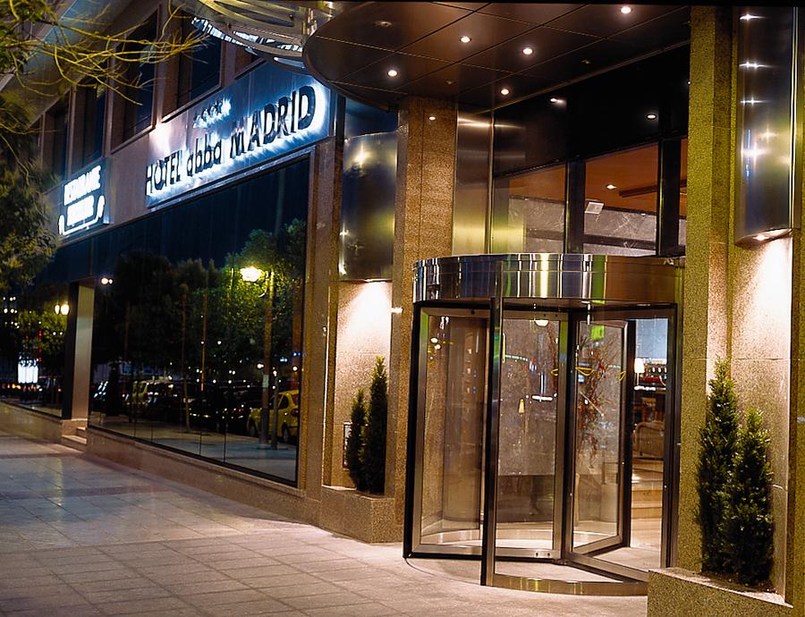 hotel abba en madrid:
