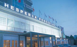 Hotel Hesperia Peregrino Santiago Spain