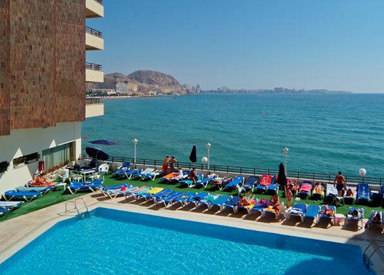 Мелиа отель аликанте испания