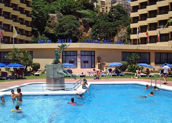 Hotel meli costa del sol torremolinos spain for Hotel del sol