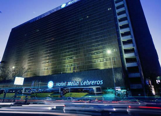 Hotel Meli 225 Lebreros Seville Spain Hotelsearch Com