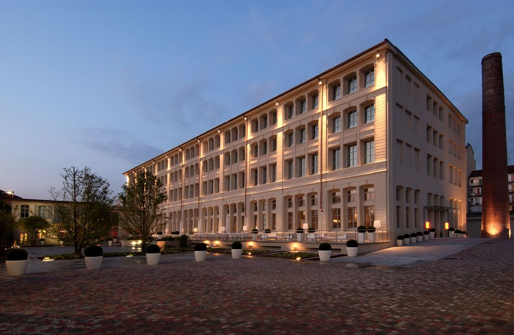 Hotel ac torino by marriott turin italien for Hotels turin