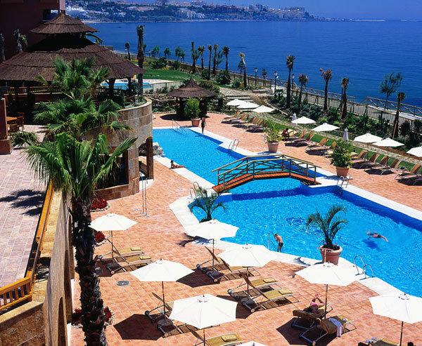 Hotel Elba Estepona Thalasso Spa Estepona Spanien Hotelsearch Com
