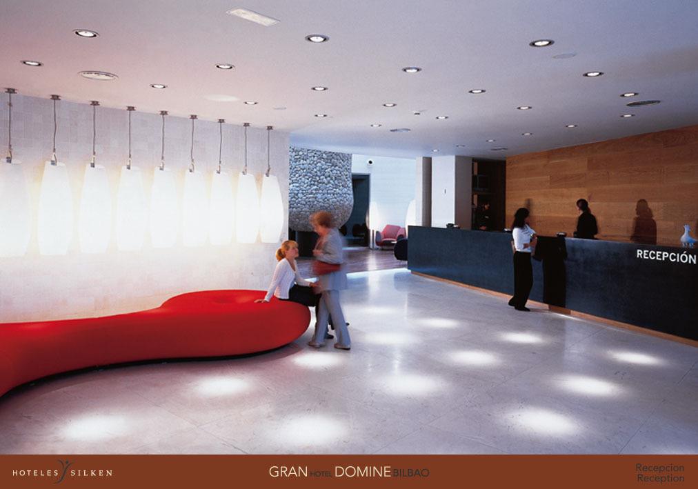 Hotel silken gran hotel domine bilbao espa a - Restaurante hotel domine bilbao ...