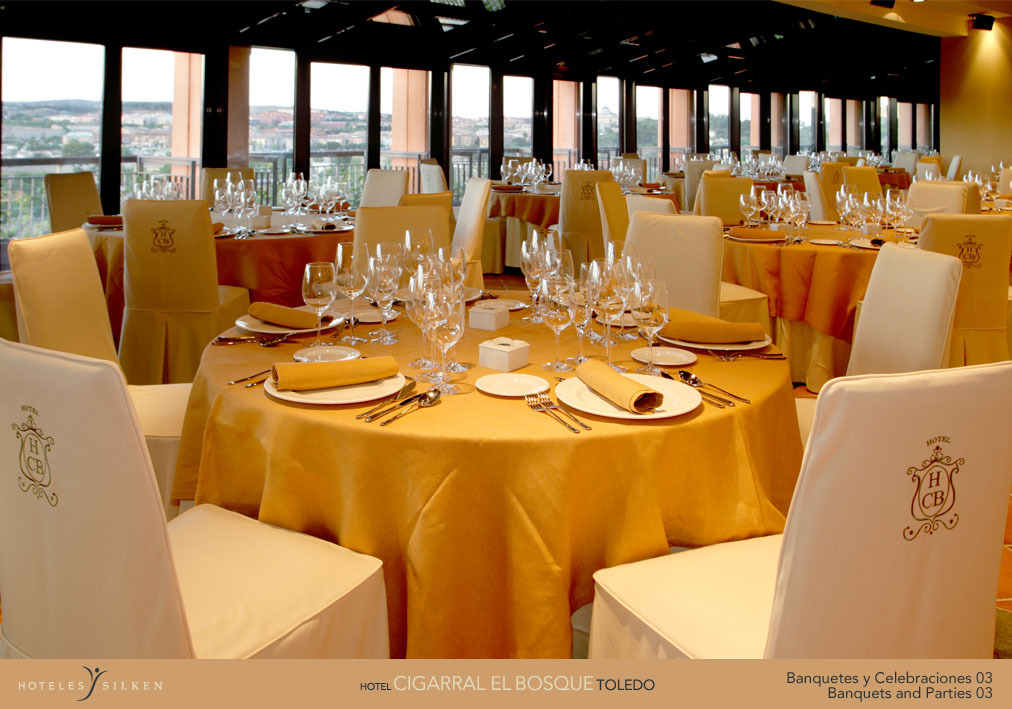 Hotel Cigarral El Bosque Toledo Spain Hotelsearch Com