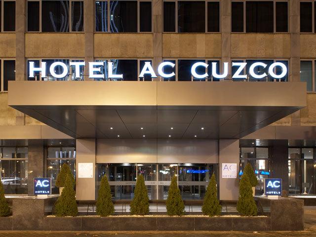 Hotel Ac Cuzco By Marriott Madrid Spain