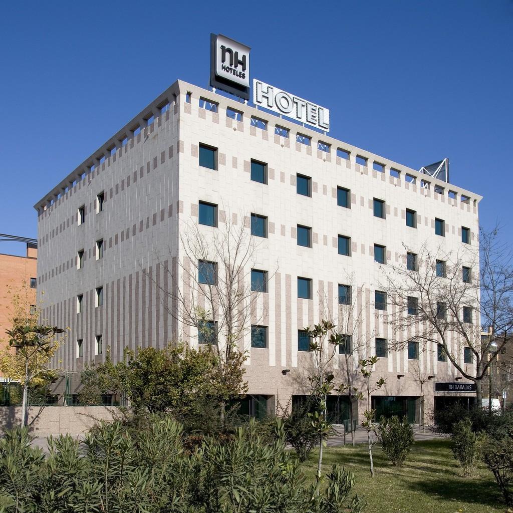 Hotel Nh Barajas Madrid Spain
