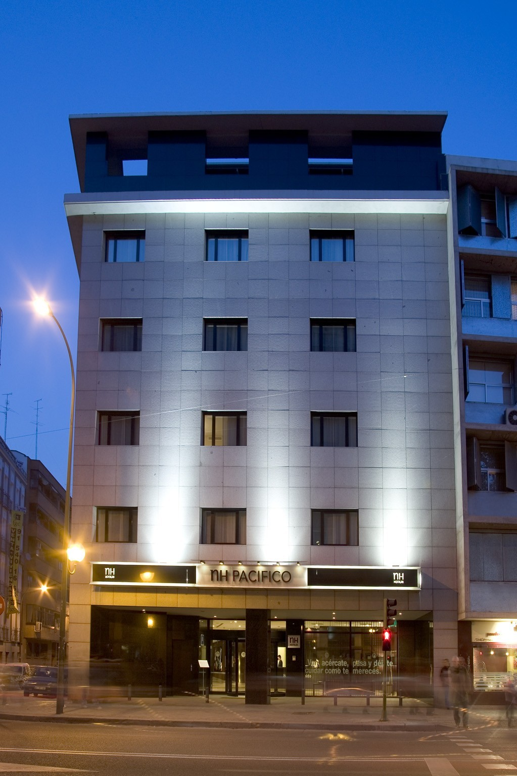 Hotel nh pac fico madrid spain for Hotels madrid