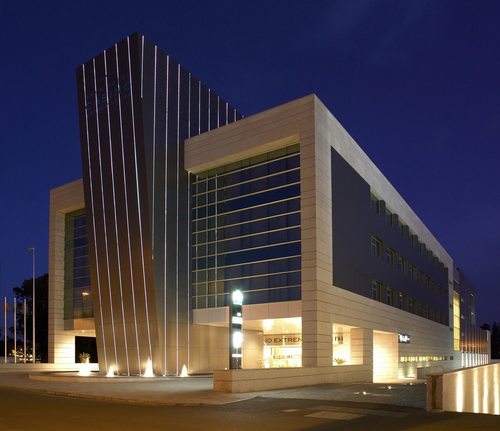 Hotel nh casino extremadura badajoz