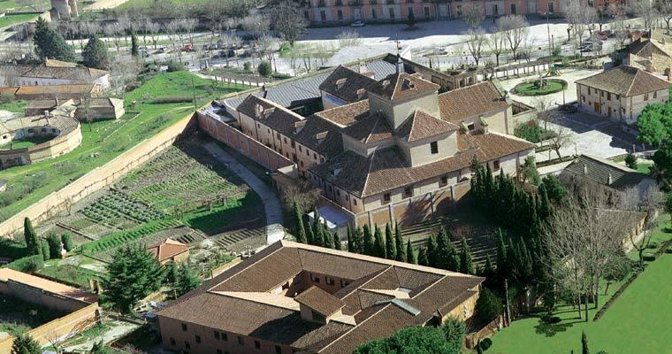Hotel antiguo convento de boadilla del monte boadilla del - Residencia boadilla del monte ...