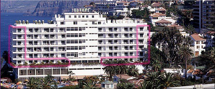 Hotel hotel el tope puerto de la cruz espa a - Hotel el tope puerto de la cruz ...