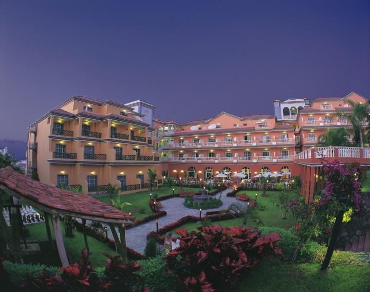 Hotel Riu Garoe Puerto De La Cruz Spanien