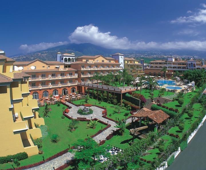 Hotel Riu Garoe In Puerto De La Cruz