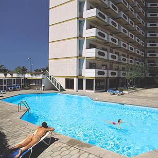 Hotel Teneguia Puerto De La Cruz