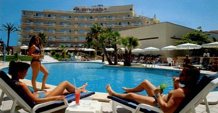 Hotel Bahia De Palma Maiorca