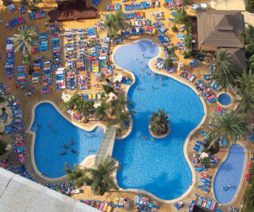 Hotel Flamingo Oasis Benidorm Spain Hotelsearch Com