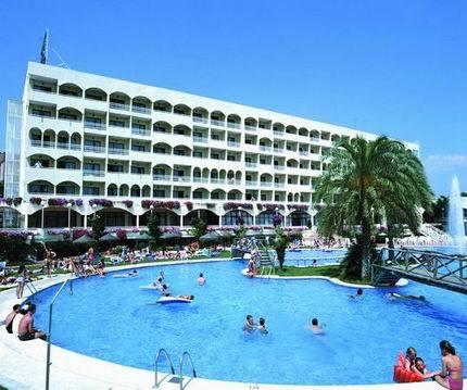 hotel olympic park lloret de mar: