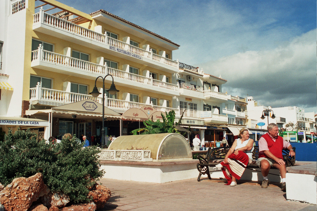 Hotel Palm Beach Benidorm Benidorm Spain
