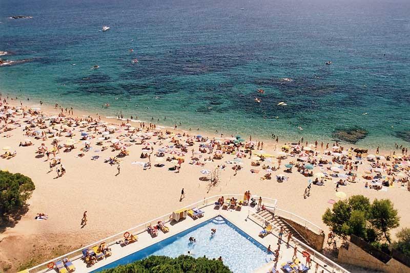 Caleta Palace Hotel Playa Aro