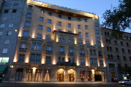 Hotel alameda palace salamanca espa a - Hotel salamanca 5 estrellas ...