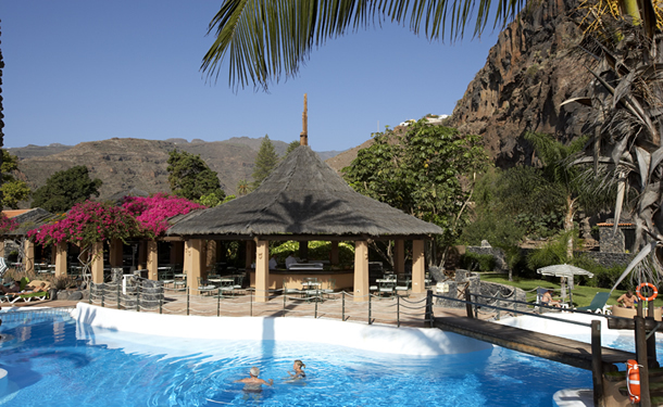 Hotel Jardin Tecina San Sebastian De La Gomera Espagne