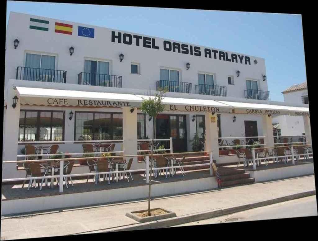 hotel oasis atalaya: