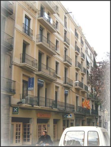 Hotel moderno barcelona espa a for Hotel moderno barcelona