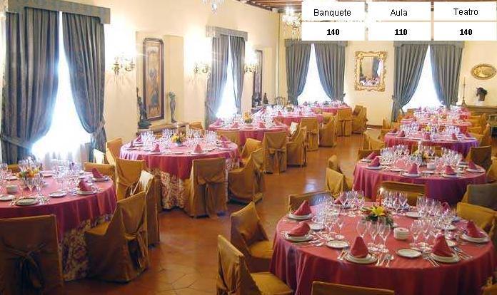 Hotel la casa grande torrej n de ardoz espa a - Hotel casa espana villaviciosa ...