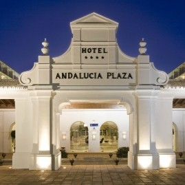 Hotel h10 andaluc a plaza marbella espagne - Hotel h10 andalucia plaza marbella ...