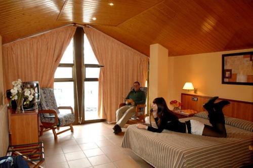 hotel refugi dels isard:
