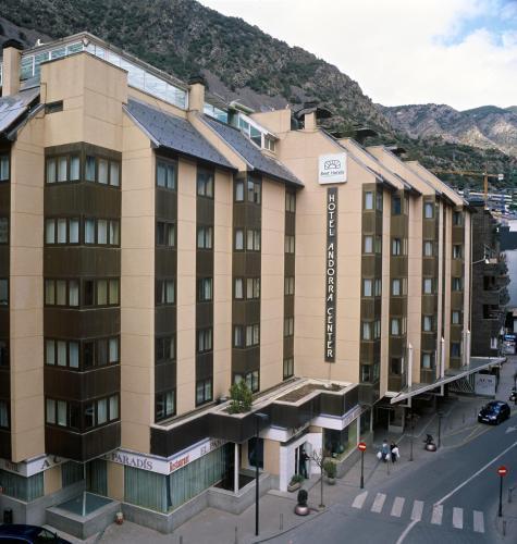 Hotel andorra center andorra la vella andorra for Hotel familiar andorra