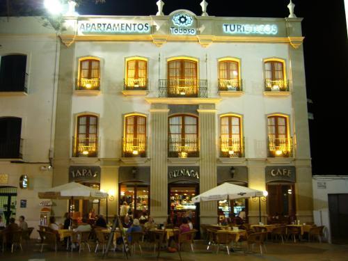 Hotel Toboso Nerja Spain Hotelsearch Com