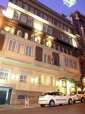 Hotel barrio de salamanca madrid espa a - Barrio salamanca madrid ...