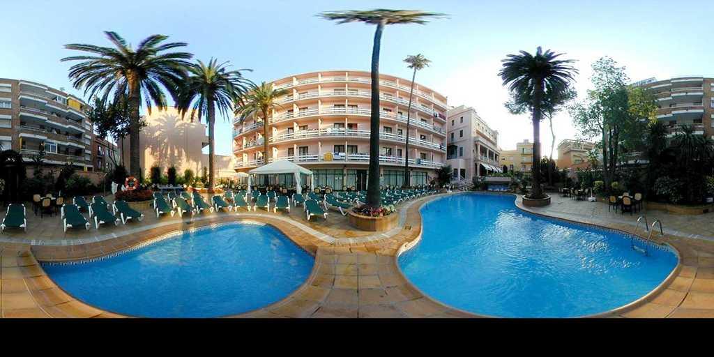 Hotel Guitart Rosa Lloret De Mar