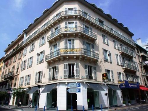 Hotel best western roosevelt nice nice france for Best hotels in nice