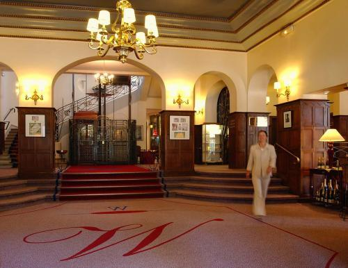 Hotel Westminster Hôtel & Spa, Le Touquet-Paris-Plage, France ...