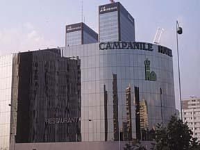 Hotel Porte De Bagnolet Campanile