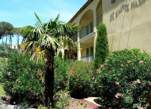 Hotel Les Jardins De Sainte Maxime Var France
