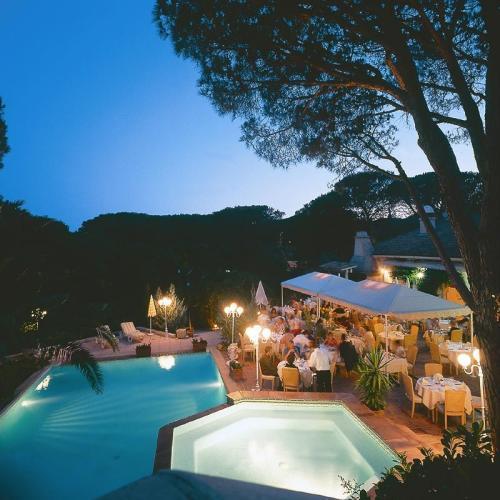 Hotel Restaurant San Pedro Saint Raphael