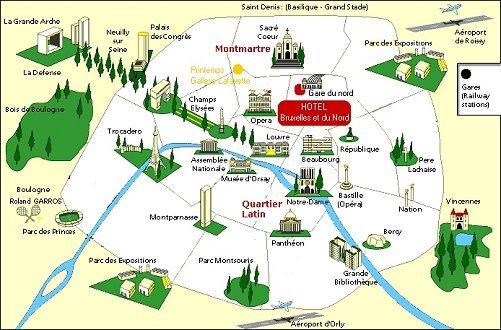 10 Arrondissement Gefährlich hotel de bruxelles et du nord 10e arrondissement