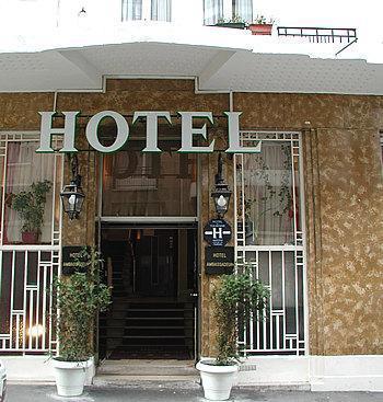 Hotel ambassadeur paris 17e arrondissement france for Hotels 75017