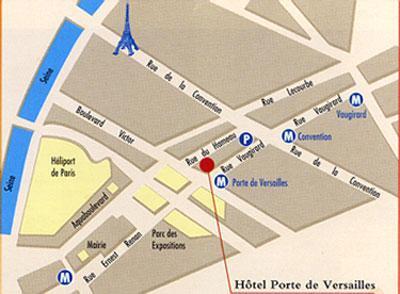 hotel pavillon porte de versailles paris 15e arrondissement france. Black Bedroom Furniture Sets. Home Design Ideas