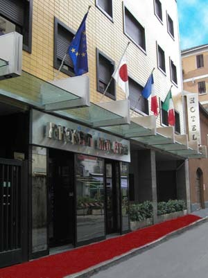 hotel art hotel navigli milan italy