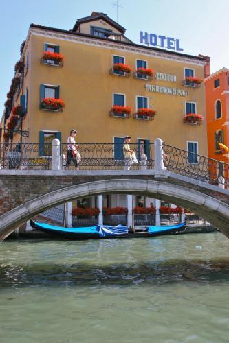 Car Parking Near Venice Italy