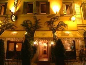 Hotel Campo De Fiori Rome Italy HotelSearchcom