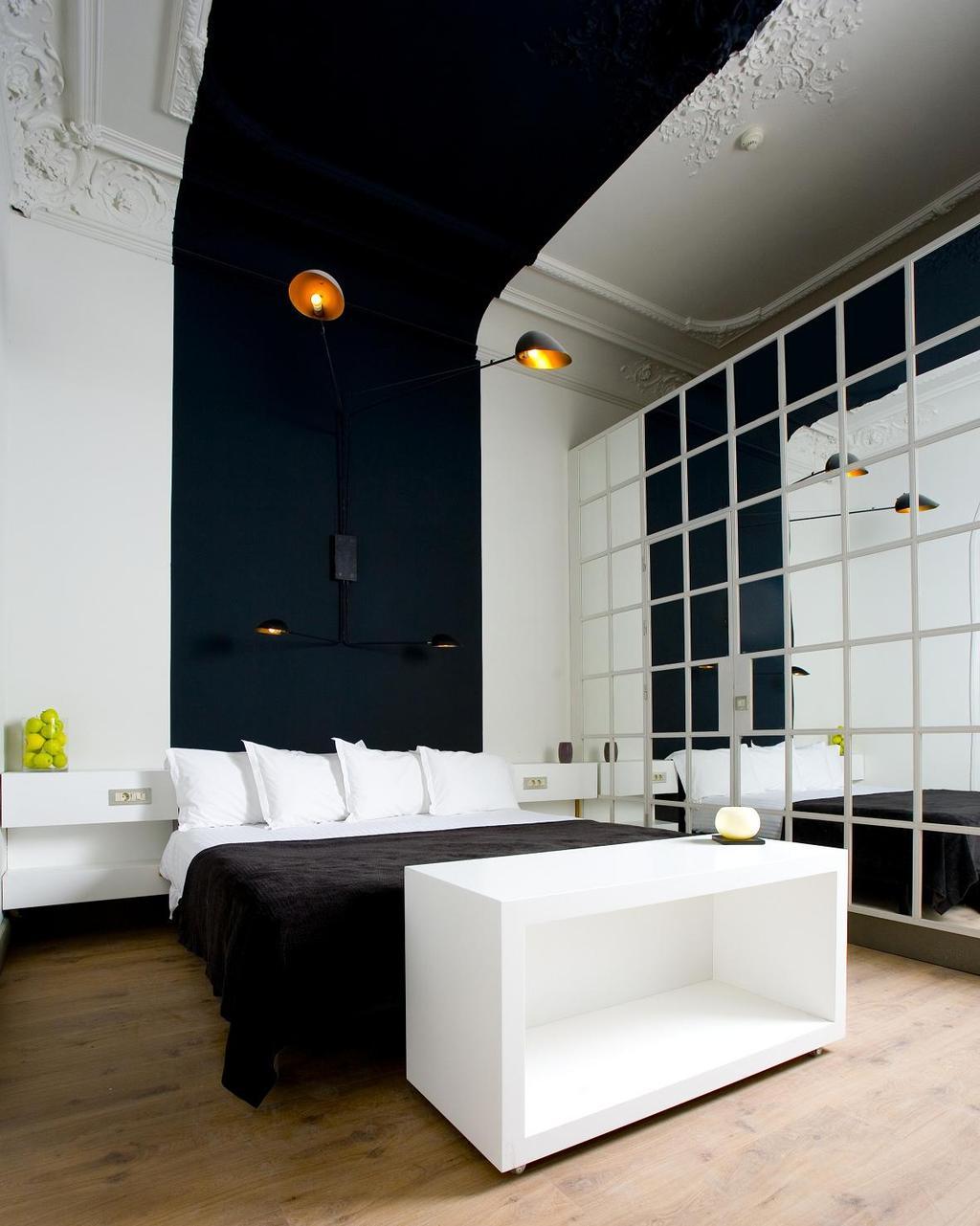 Hotel praktik rambla barcelona spain for Design hotel barcelona