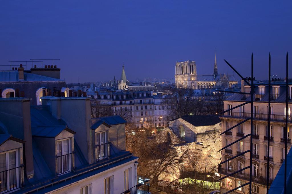 Hotel Le Petit Belloy Saint Germain  Paris 6e Arrondissement  Francia