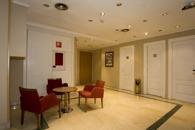 Hotel Barrio De Salamanca Madrid Espa A
