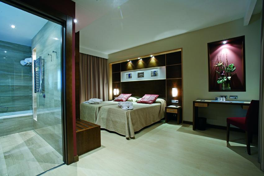 hotel eurostars de leon: